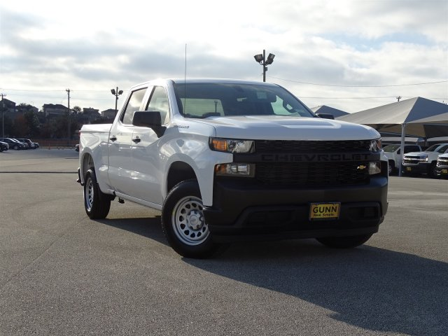 2019 Silverado 1500 Crew Cab 4x2,  Pickup #CC19189 - photo 3