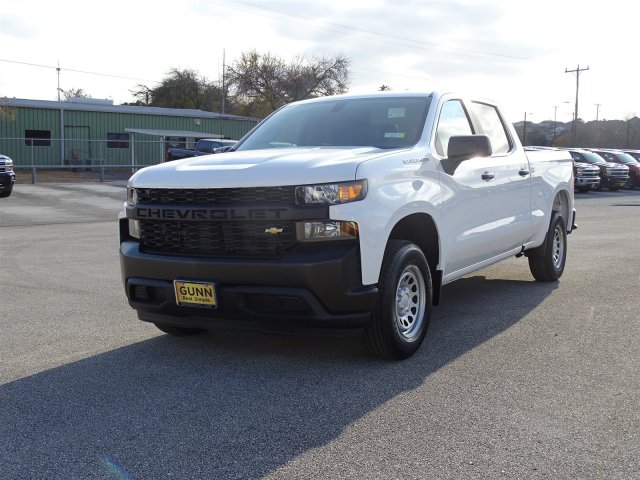 2019 Silverado 1500 Crew Cab 4x2,  Pickup #CC19189 - photo 1