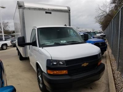 2019 Chevrolet Express 3500 4x2, Knapheide KCA Cutaway Van #CC19892 - photo 1