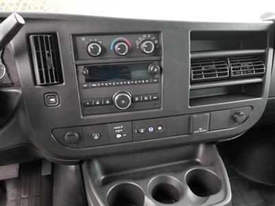 2019 Chevrolet Express 3500 4x2, Knapheide KCA Cutaway Van #CC19892 - photo 16