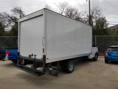 2019 Chevrolet Express 3500 4x2, Knapheide KCA Cutaway Van #CC19892 - photo 2