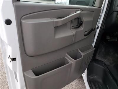 2020 Chevrolet Express 3500 4x2, Morgan Parcel Aluminum Cutaway Van #CC21060 - photo 11