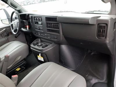 2020 Chevrolet Express 3500 4x2, Morgan Parcel Aluminum Cutaway Van #CC21060 - photo 14