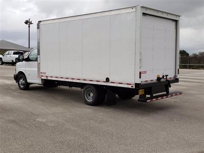 2020 Chevrolet Express 3500 4x2, Morgan Parcel Aluminum Cutaway Van #CC21060 - photo 6