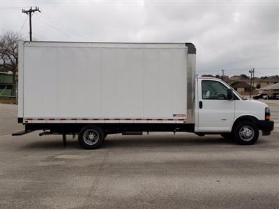 2020 Chevrolet Express 3500 4x2, Morgan Parcel Aluminum Cutaway Van #CC21060 - photo 8