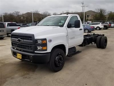 2020 Chevrolet Silverado 5500 Regular Cab DRW 4x2, Cab Chassis #CC21113 - photo 4
