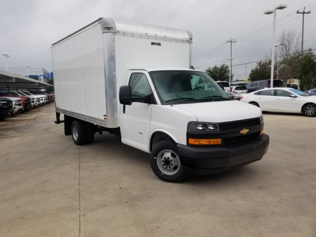 2020 Chevrolet Express 3500 4x2, Knapheide Dry Freight #CC21127 - photo 1