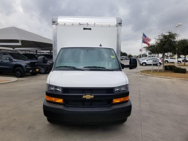 2020 Chevrolet Express 3500 4x2, Knapheide KVA Dry Freight #CC21130 - photo 3