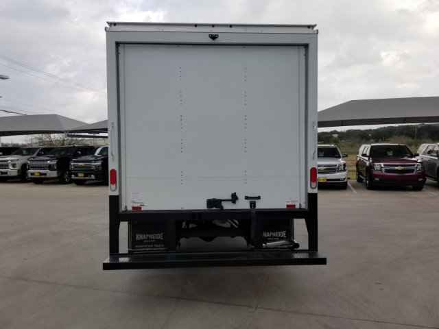 2020 Chevrolet Express 3500 4x2, Knapheide KVA Dry Freight #CC21130 - photo 7