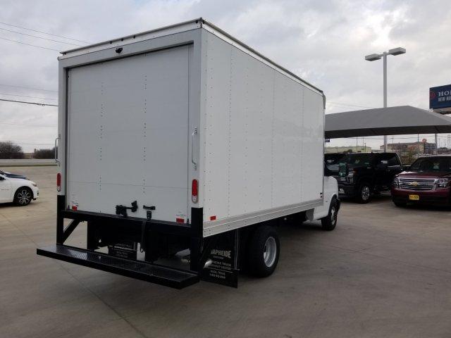 2020 Chevrolet Express 3500 4x2, Knapheide KVA Dry Freight #CC21130 - photo 2