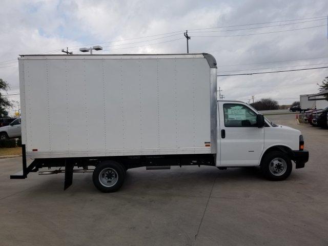 2020 Chevrolet Express 3500 4x2, Knapheide KVA Dry Freight #CC21130 - photo 8