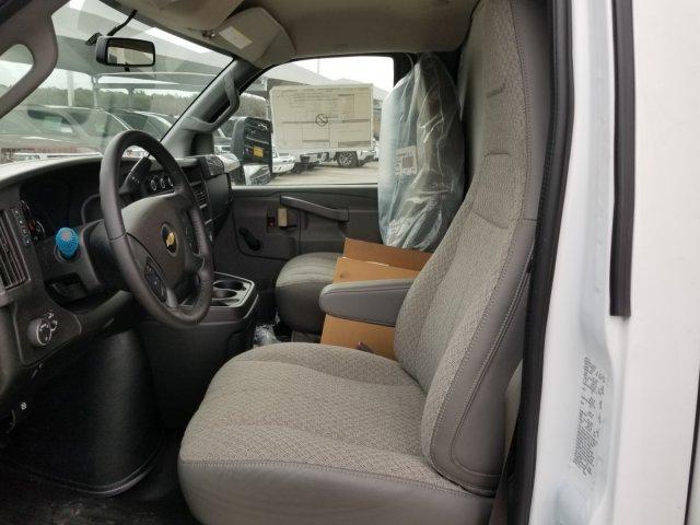2020 Chevrolet Express 3500 4x2, Knapheide KVA Dry Freight #CC21130 - photo 9