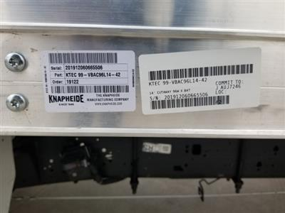 2020 Chevrolet Express 3500 4x2, Knapheide KVA Dry Freight #CC21130 - photo 11