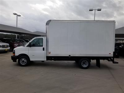 2020 Chevrolet Express 3500 4x2, Knapheide KVA Dry Freight #CC21130 - photo 5