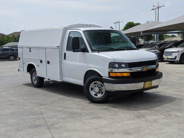 2020 Chevrolet Express 3500 4x2, Knapheide KUV Service Utility Van #CC21230 - photo 1
