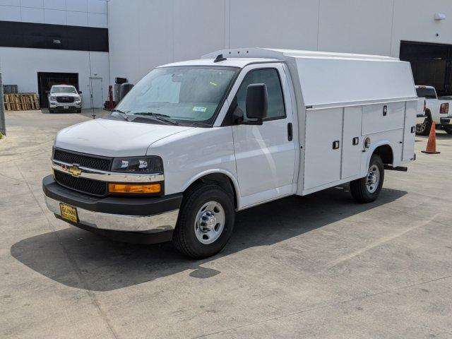 2020 Chevrolet Express 3500 4x2, Knapheide KUV Service Utility Van #CC21230 - photo 4