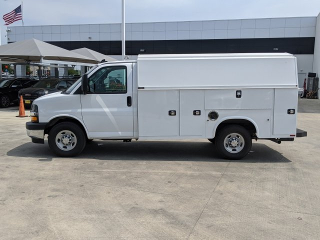 2020 Chevrolet Express 3500 4x2, Knapheide KUV Service Utility Van #CC21230 - photo 5