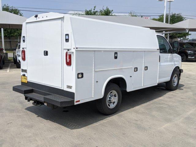 2020 Chevrolet Express 3500 4x2, Knapheide KUV Service Utility Van #CC21230 - photo 2
