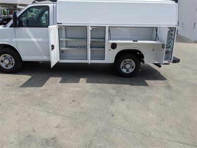 2020 Chevrolet Express 3500 4x2, Knapheide KUV Service Utility Van #CC21230 - photo 15
