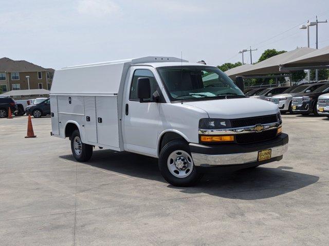 2020 Chevrolet Express 3500 4x2, Knapheide KUV Service Utility Van #CC21246 - photo 1