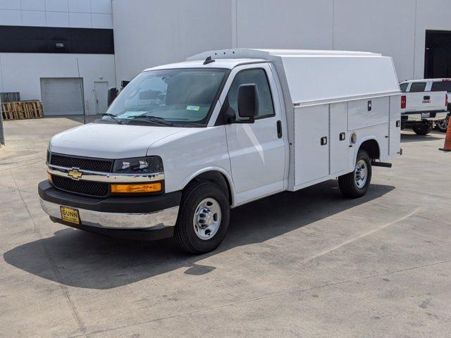 2020 Chevrolet Express 3500 4x2, Knapheide KUV Service Utility Van #CC21246 - photo 4