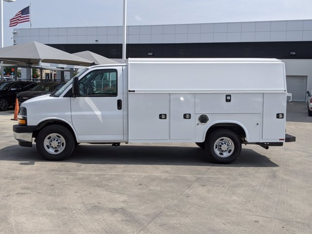 2020 Chevrolet Express 3500 4x2, Knapheide KUV Service Utility Van #CC21246 - photo 5