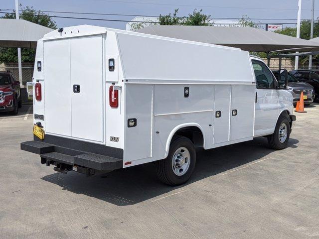 2020 Chevrolet Express 3500 4x2, Knapheide KUV Service Utility Van #CC21246 - photo 2