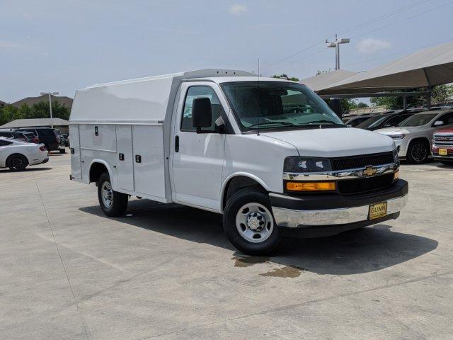 2020 Chevrolet Express 3500 4x2, Knapheide KUV Service Utility Van #CC21247 - photo 1