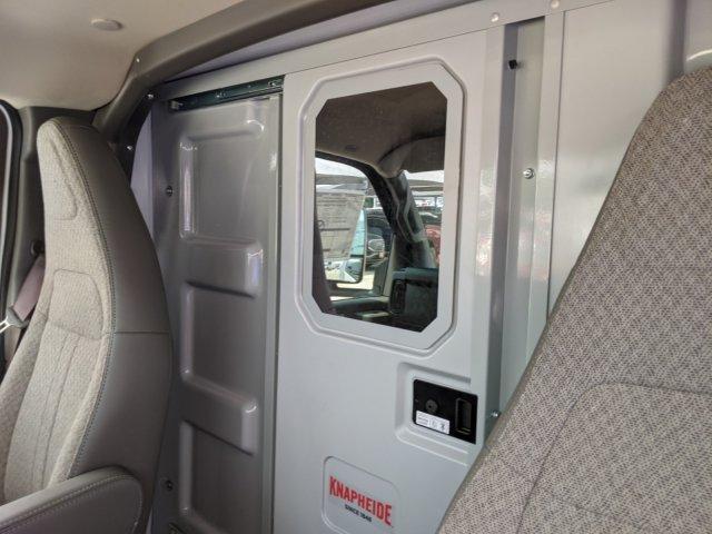 2020 Chevrolet Express 3500 4x2, Knapheide KUV Service Utility Van #CC21247 - photo 26