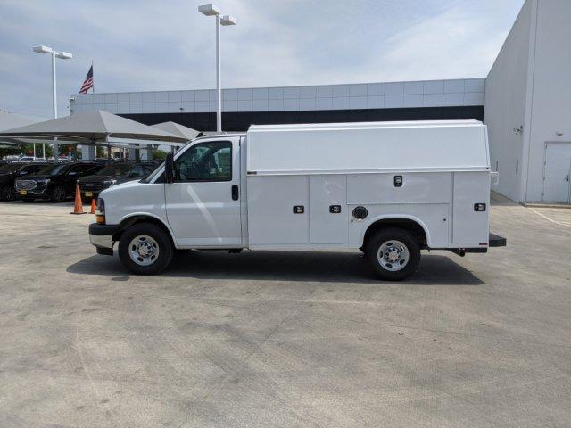 2020 Chevrolet Express 3500 4x2, Knapheide KUV Service Utility Van #CC21247 - photo 5