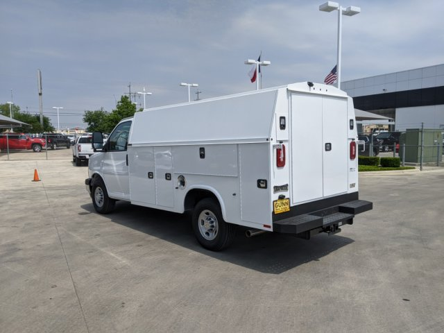 2020 Chevrolet Express 3500 4x2, Knapheide KUV Service Utility Van #CC21247 - photo 6