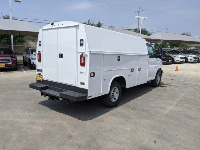 2020 Chevrolet Express 3500 4x2, Knapheide KUV Service Utility Van #CC21247 - photo 2