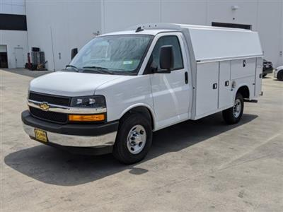 2020 Chevrolet Express 3500 4x2, Knapheide KUV Service Utility Van #CC21247 - photo 4
