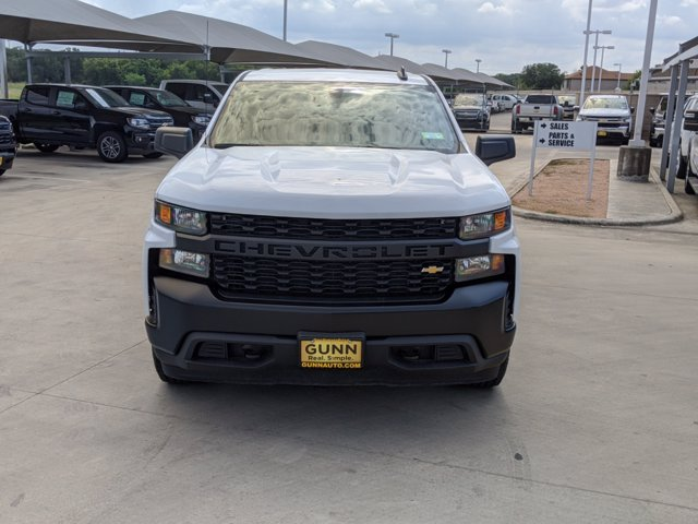 2020 Chevrolet Silverado 1500 Crew Cab 4x4, Pickup #CC21251 - photo 3