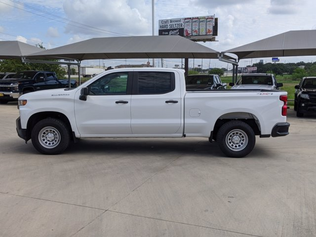 2020 Chevrolet Silverado 1500 Crew Cab 4x4, Pickup #CC21251 - photo 5