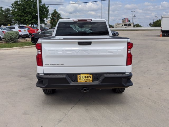 2020 Chevrolet Silverado 1500 Crew Cab 4x4, Pickup #CC21251 - photo 7