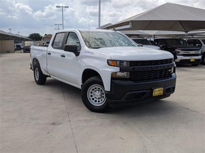 2020 Chevrolet Silverado 1500 Crew Cab 4x4, Pickup #CC21251 - photo 1