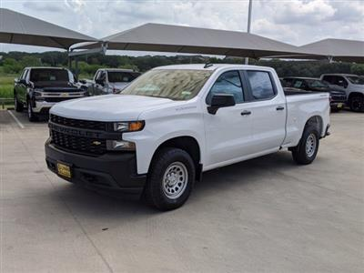 2020 Chevrolet Silverado 1500 Crew Cab 4x4, Pickup #CC21251 - photo 4