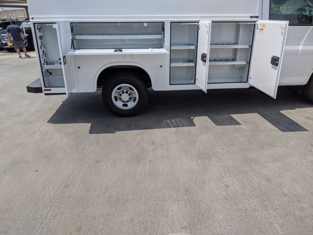 2020 Chevrolet Express 3500 4x2, Knapheide KUV Service Utility Van #CC21252 - photo 22