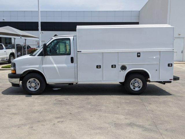 2020 Chevrolet Express 3500 4x2, Knapheide KUV Service Utility Van #CC21252 - photo 5