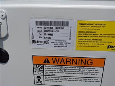 2020 Chevrolet Express 3500 4x2, Knapheide KUV Service Utility Van #CC21252 - photo 27