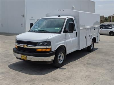 2020 Chevrolet Express 3500 4x2, Knapheide KUV Service Utility Van #CC21252 - photo 4