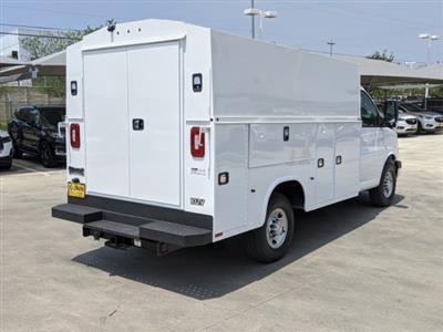 2020 Chevrolet Express 3500 4x2, Knapheide KUV Service Utility Van #CC21252 - photo 2