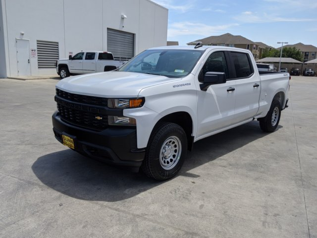 2020 Chevrolet Silverado 1500 Crew Cab 4x4, Pickup #CC21253 - photo 4