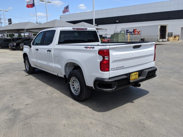 2020 Chevrolet Silverado 1500 Crew Cab 4x4, Pickup #CC21253 - photo 6