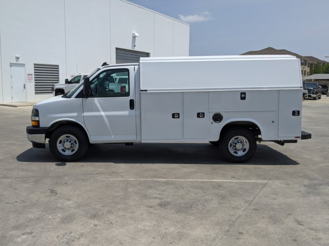 2020 Chevrolet Express 3500 4x2, Knapheide KUV Service Utility Van #CC21257 - photo 5