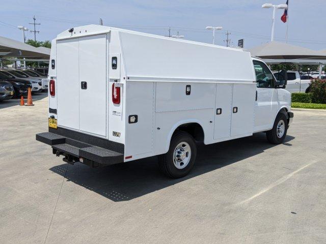 2020 Chevrolet Express 3500 4x2, Knapheide KUV Service Utility Van #CC21257 - photo 2