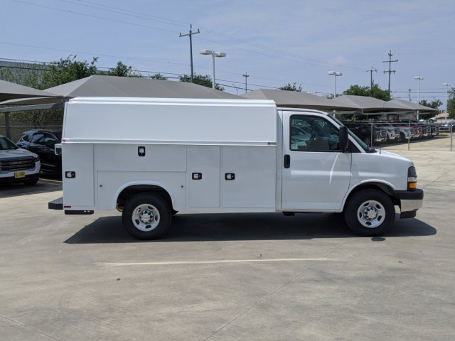 2020 Chevrolet Express 3500 4x2, Knapheide KUV Service Utility Van #CC21257 - photo 8