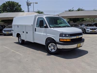 2020 Chevrolet Express 3500 4x2, Knapheide KUV Service Utility Van #CC21257 - photo 1