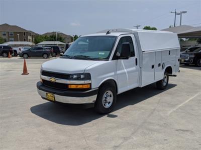 2020 Chevrolet Express 3500 4x2, Knapheide KUV Service Utility Van #CC21257 - photo 4